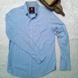 Cotton On long sleeve polo shirt