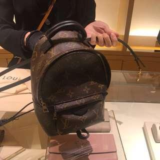LV bb backpack