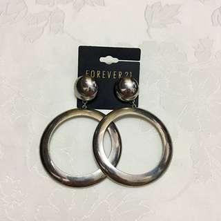 Forever 21 Hoop Earrings