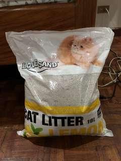 Litter Sand