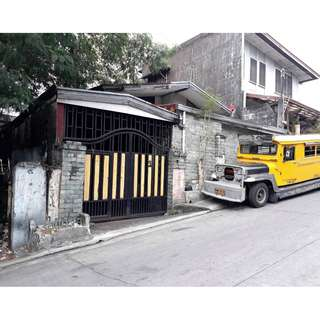 For Sale 200sqm Lot with Old House in Azucena St. Roxas District Quezon City