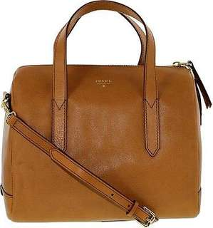 Looking for Fossil Sydney Satchel