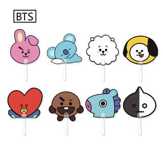 [PO] BTS BT21 UNOFFICIAL FAN