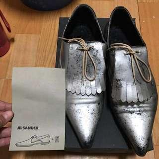↘️↘️降價囉🇩🇪🇩🇪德國↘️↘️簡約設計師Jil Sander 女鞋