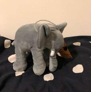 娃娃-大象