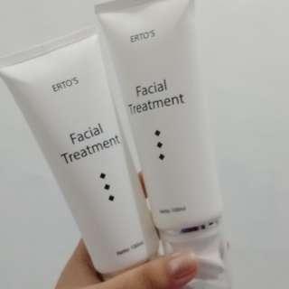 [baru] beli Lebih 1 ,Erto's Facial Treatment
