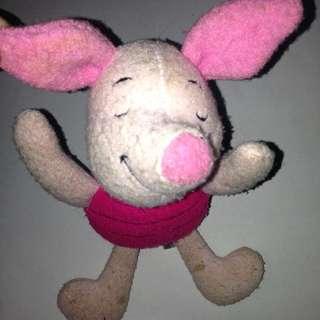 Winnie The Pooh Piglet Plush Stuffed Toy