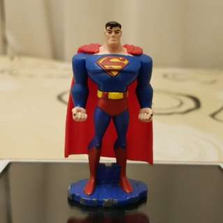 Superman Diecast Figure