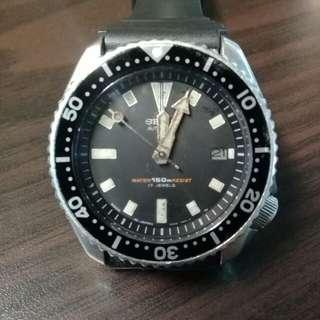 Seiko Diver's 7002-7001 Japan
