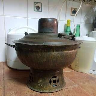 60s 火煱銅器