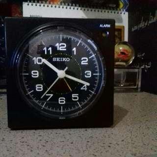 SEIKO Time & Alarm