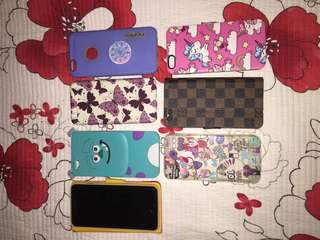 PRELOVED IPHONE6+ CASE(php150/each)