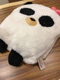Stuffed Panda blanket