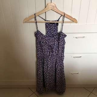Accessorize Flower Dress (098)