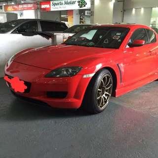 Mazda RX8 1.3Auto