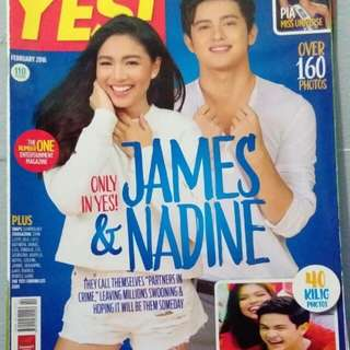 Jadine YES magazine