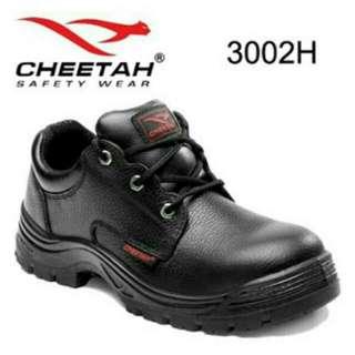 Turun harga sepatu safety cheetah 3002H