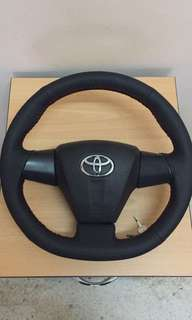 Toyota vios wish steering