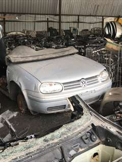 Vw golf Halfcut