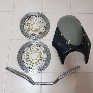 Super 4 parts for sale