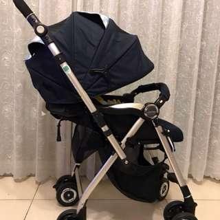 Aprica Soraria DX 雙向嬰兒推車
