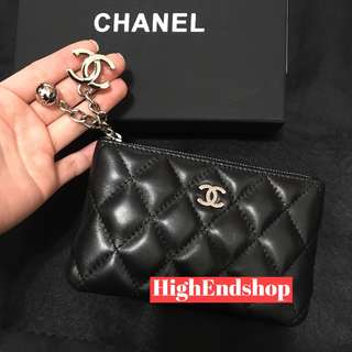 Chanel Coins Bag 羊皮