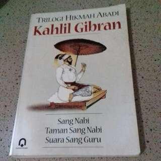 Buku, Trilogi Hikmah Abadi, Kahlil Gibran
