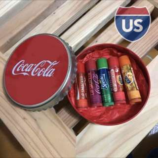 可口可樂護唇膏