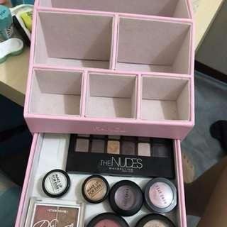 🚚 FANCL 化妝收納盒 收納箱