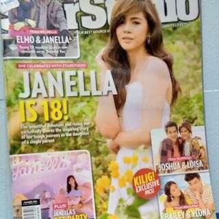 Janella Salvador Star Studio Magazine
