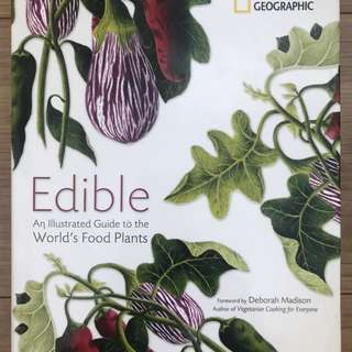 National Geographic An illustrated guide to the world food plants