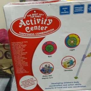 Activity center combination