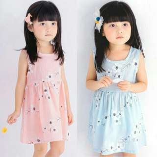 Flower summer dress