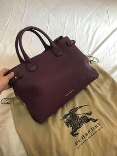 Burberry Banner Bag