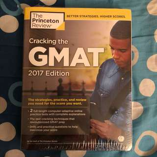 GMAT (The Princeton Review) 2017 Edition