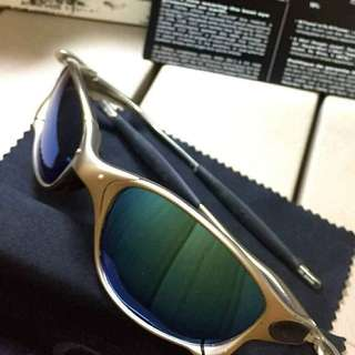 OAKLEY JULIET X-METAL POLARIZED LENS
