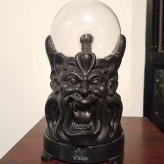 詭異靜電球燈飾