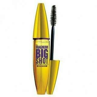 maybelline the magnum big shot mascara