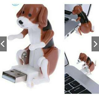 HUMP dog usb - not a flash disk or storage device