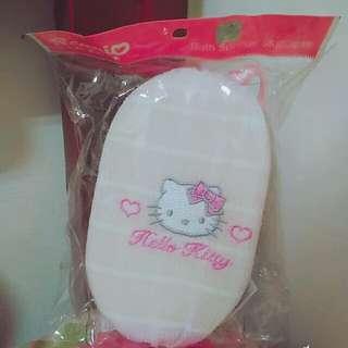 Kitty沐浴海綿