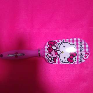 Hello Kitty red comb