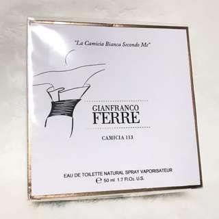 Gianfranco Ferre Camicia 113 EDT 淡香水 50ML