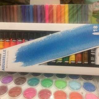 Art Color Materials