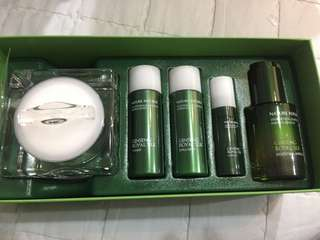 Nature Republic Royal Ginseng Silk Cream Set