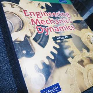 Engineering Mechanics Dynamics 12th Edition by Hibbeler