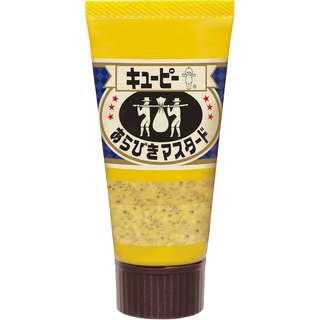 (全新訂購) 日本製造 Kewpie 粗芥辣醬 50g (6 枝裝)
