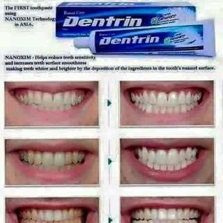 Dentrin Toothpaste