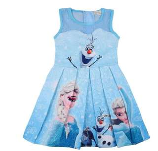 PO Frozen Dress