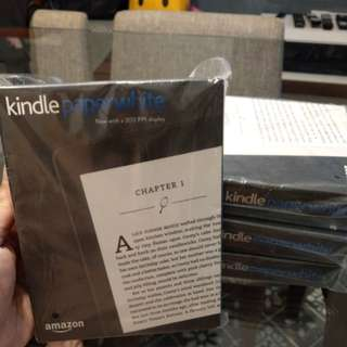 """Kindle Paperwhite E-reader - 6"""" High-Resolution Display (300 ppi) with Built-in Light"""