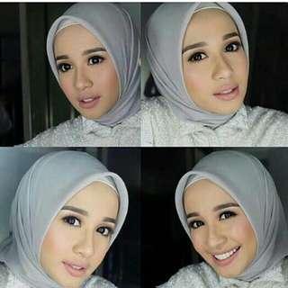 Bella square hijab hits kekinian